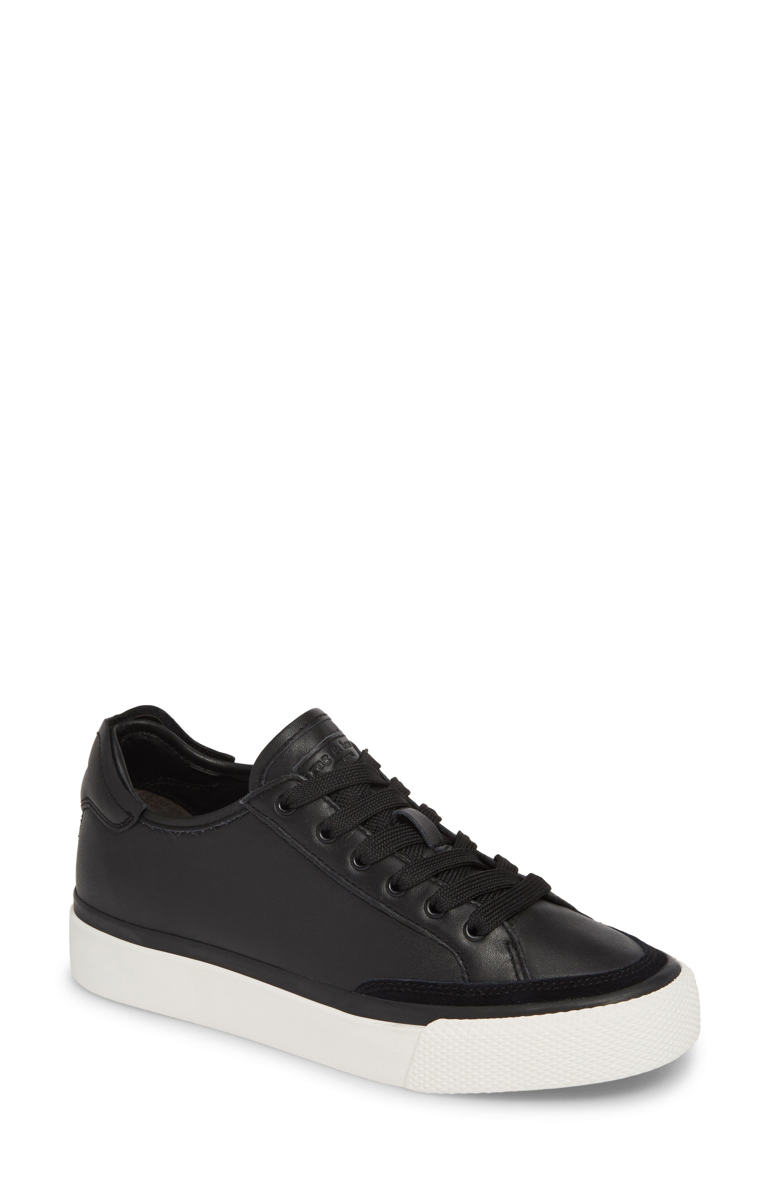 Rag & Bone Army Low Top Sneaker - Black