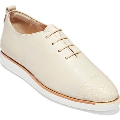 Cole Haan Grand Ambition Oxford B - Ivory