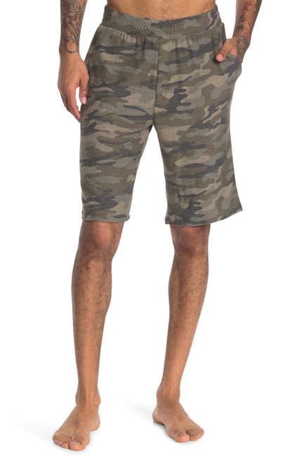 Image of Chillin Dylan Comfy Camo Print Shorts