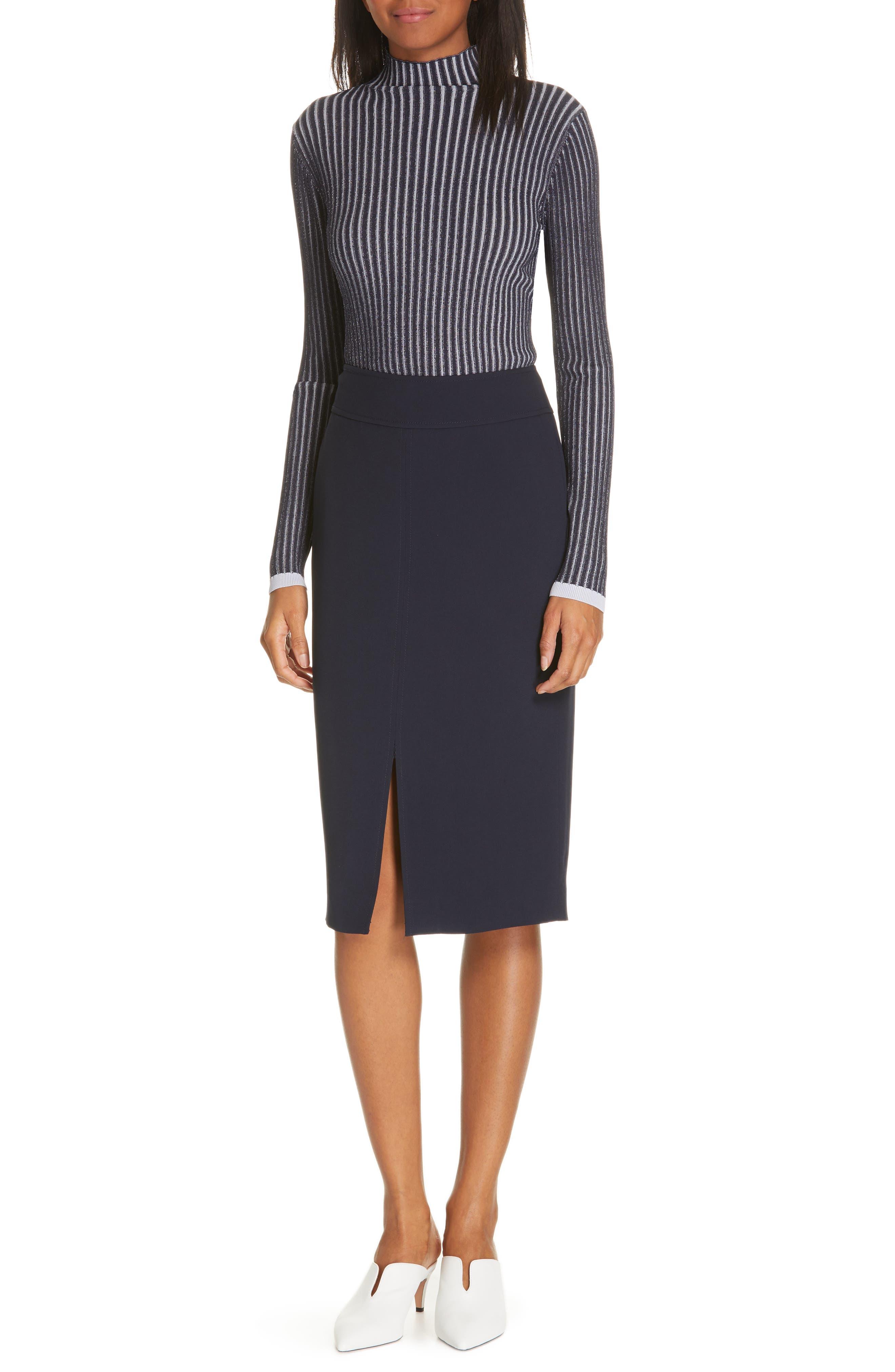 ,                             Pencil Skirt,                             Alternate thumbnail 7, color,                             401