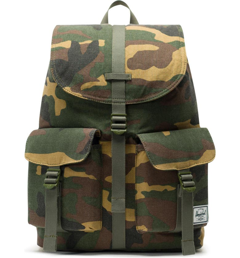 HERSCHEL SUPPLY CO. Dawson Backpack, Main, color, CAMO