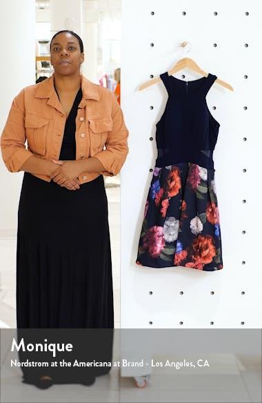 Floral Cocktail Dress, sales video thumbnail