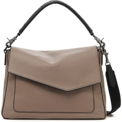 Botkier Cobble Hill Leather Hobo - Brown