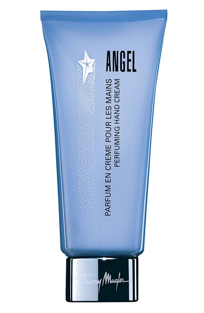 MUGLER Angel by Mugler Perfuming Hand Cream, Main, color, NO COLOR