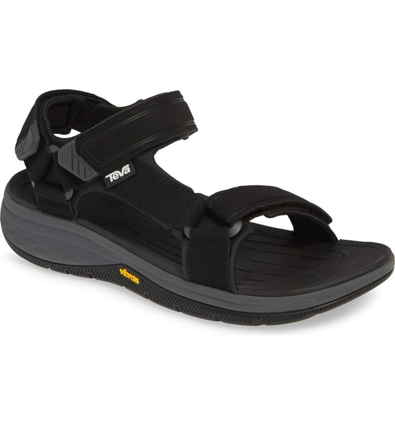 TEVA Strata Universal Sandal, Main, color, BLACK