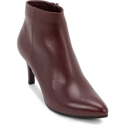 Blondo Teri Waterproof Bootie- Burgundy