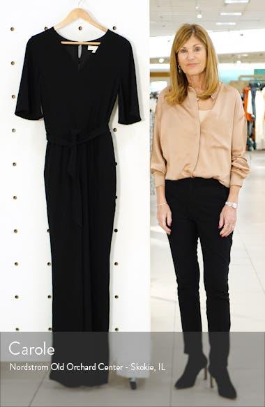 Cristina Bell Sleeve Jumpsuit, sales video thumbnail