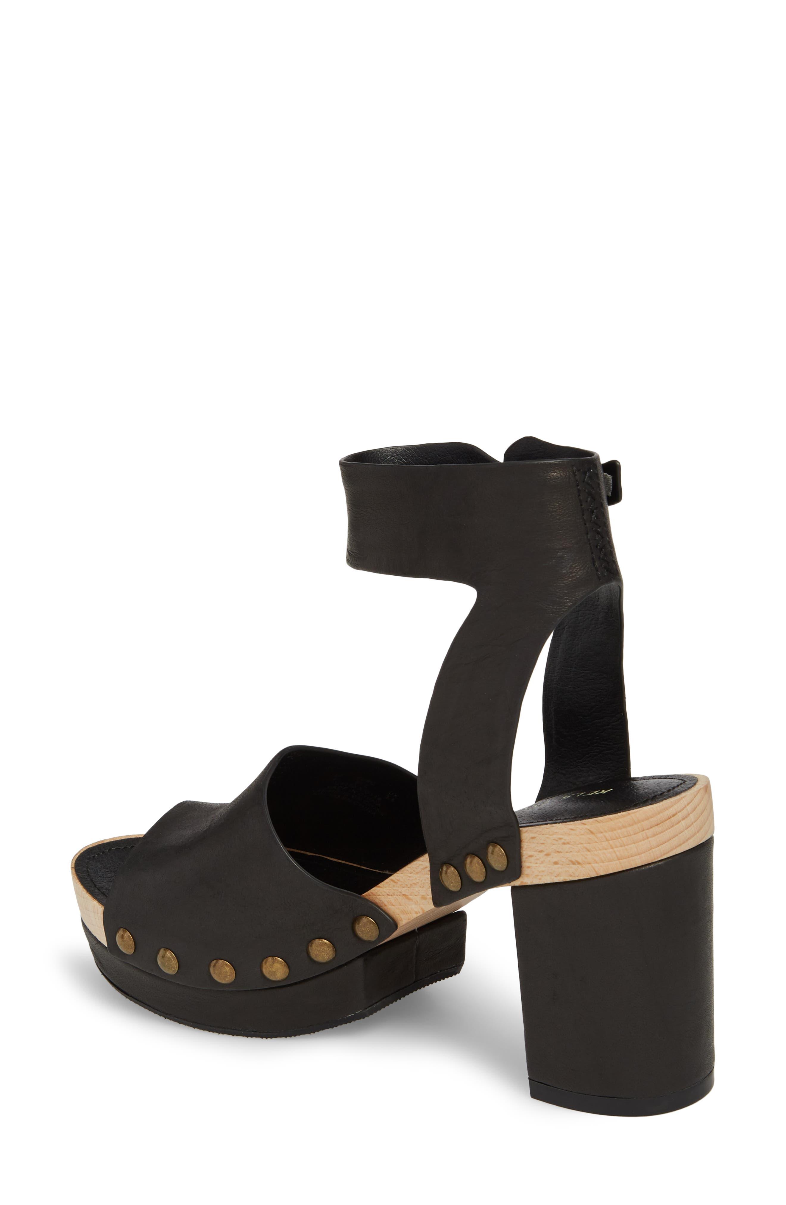 ,                             Farris Platform Sandal,                             Alternate thumbnail 2, color,                             001