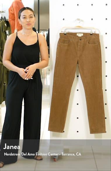 Corduroy Slim Jeans, sales video thumbnail