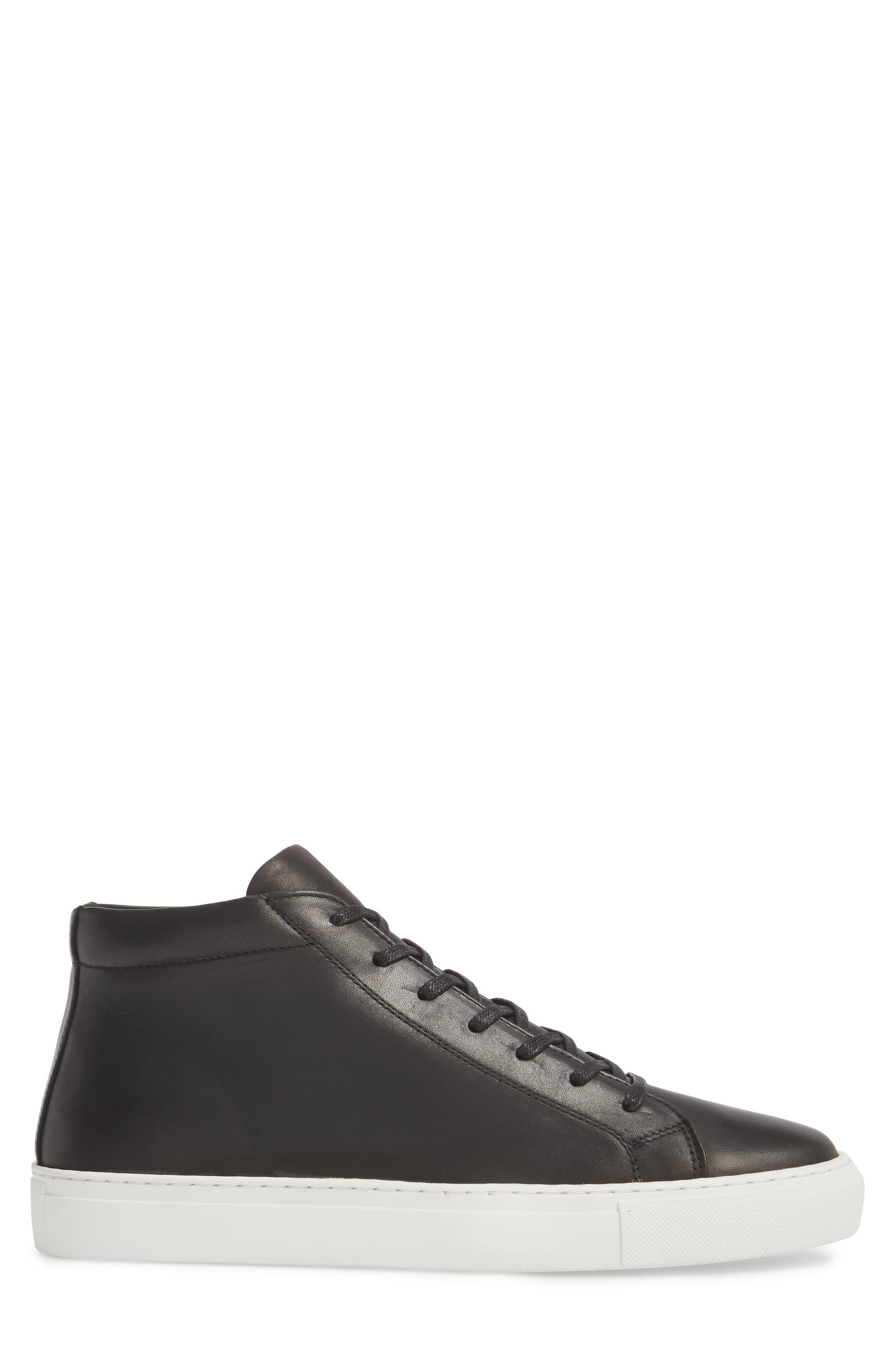 ,                             Deacon Mid Sneaker,                             Alternate thumbnail 3, color,                             001