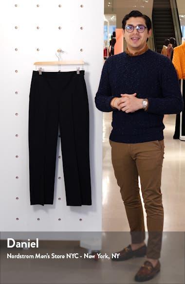 High Waist Stretch Organic Cotton Pants, sales video thumbnail