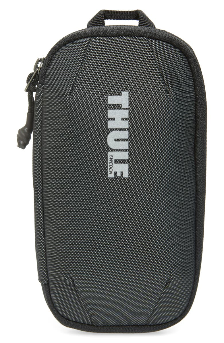 THULE Subterra Powershuttle Mini Travel Case, Main, color, DARK SHADOW