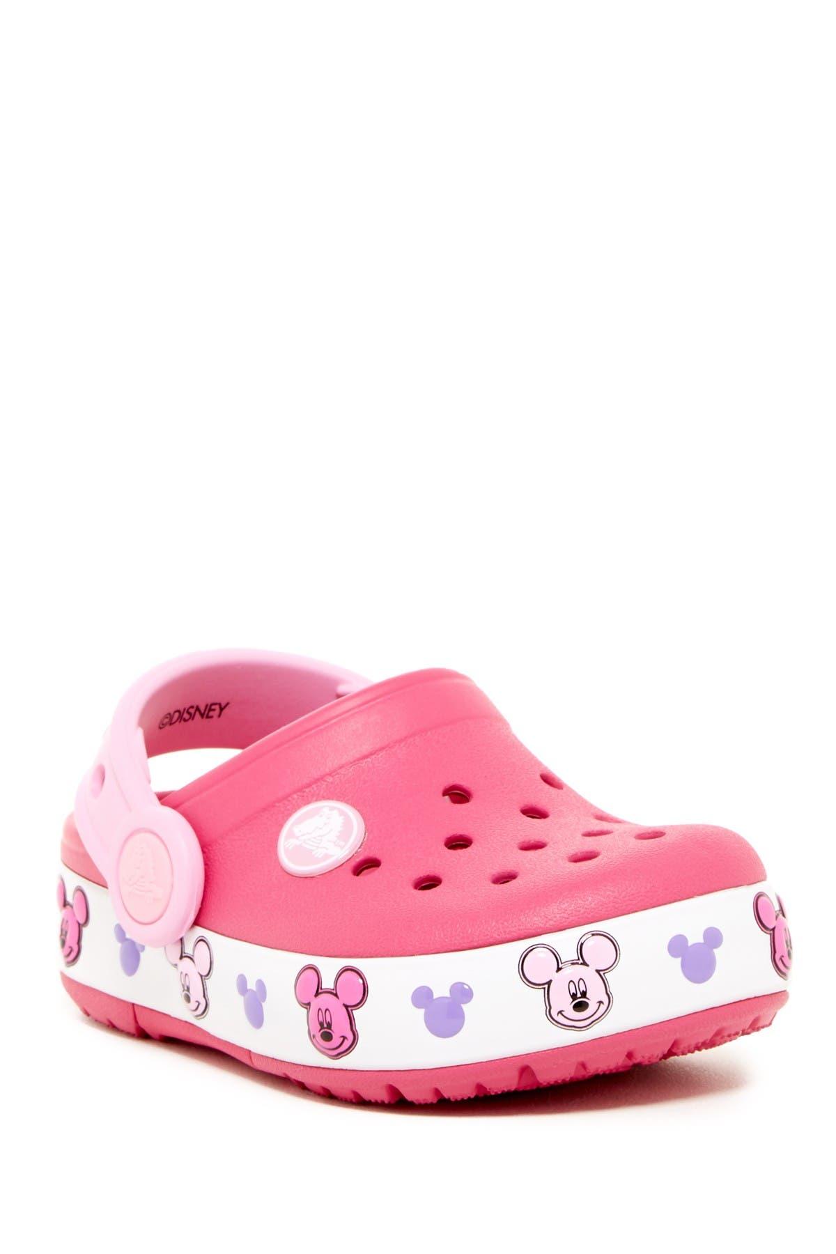 Crocs | Lights Mickey Light-Up Clog