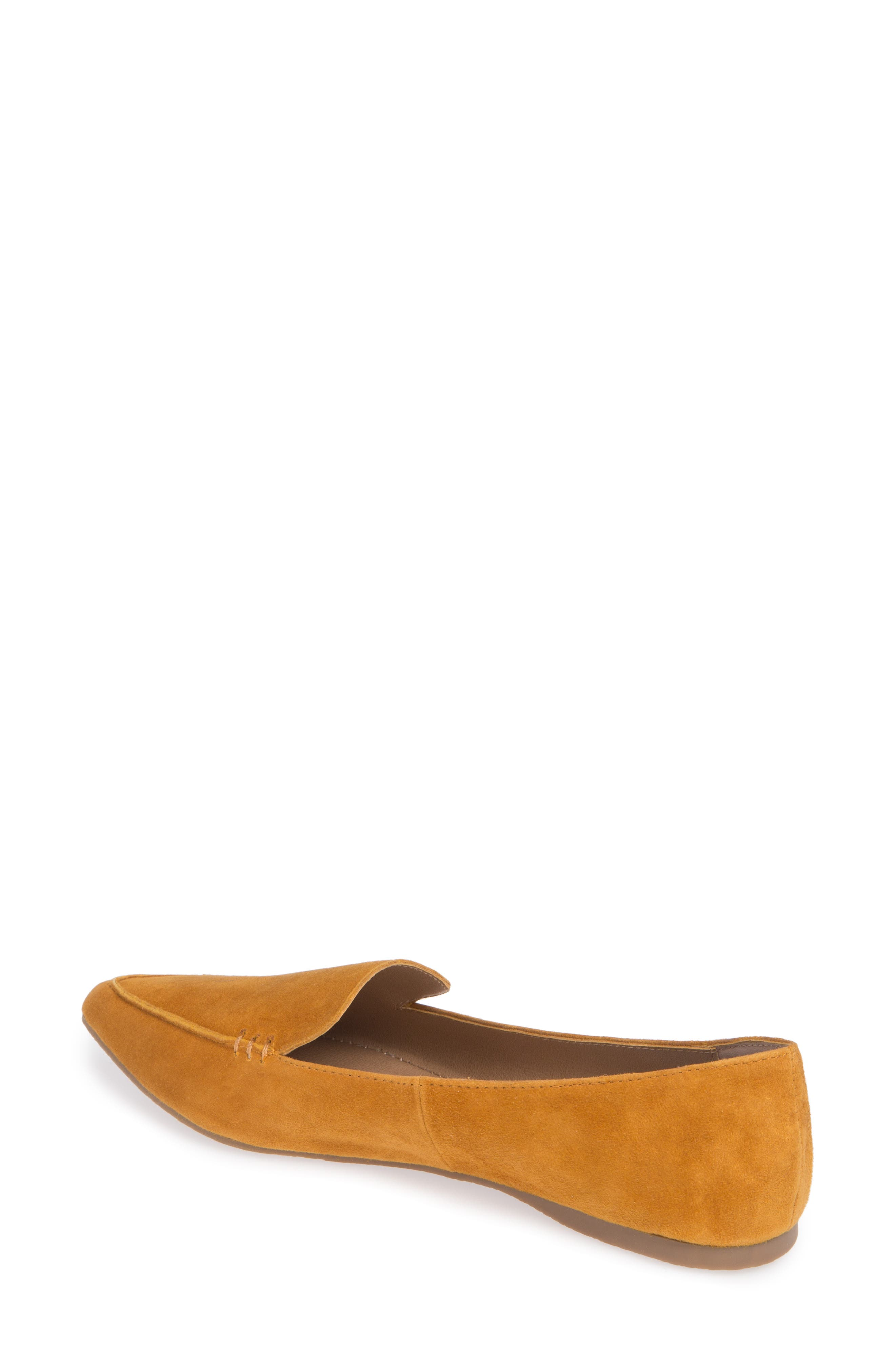 ,                             Feather Loafer Flat,                             Alternate thumbnail 80, color,                             755