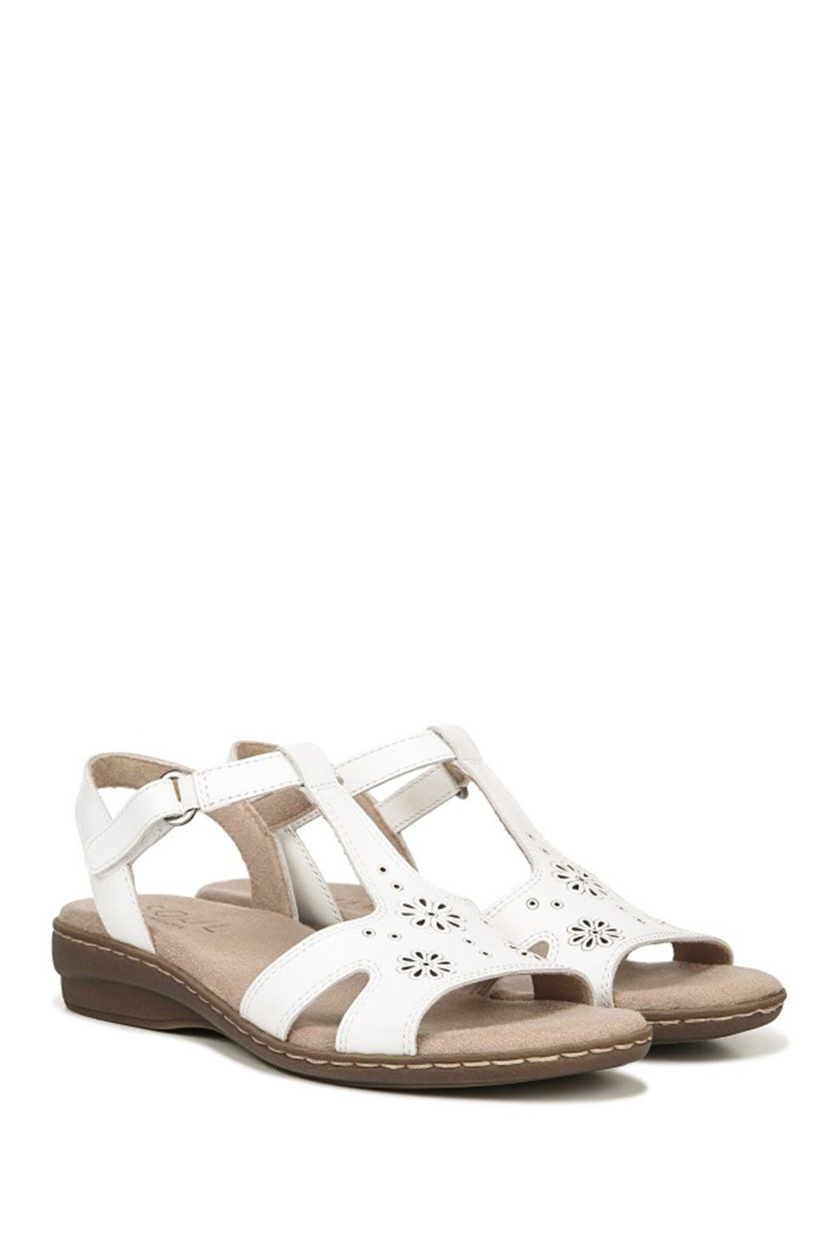 Image of SOUL Naturalizer Brio Leather Sandal - Wide Width Available