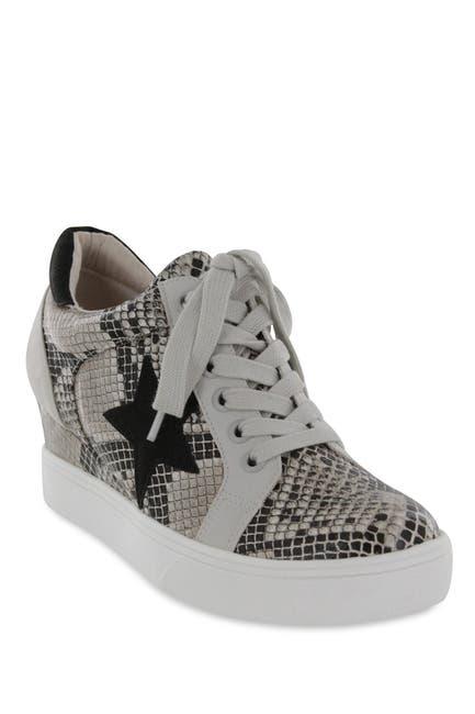Image of MIA Starry Hidden Wedge Sneaker