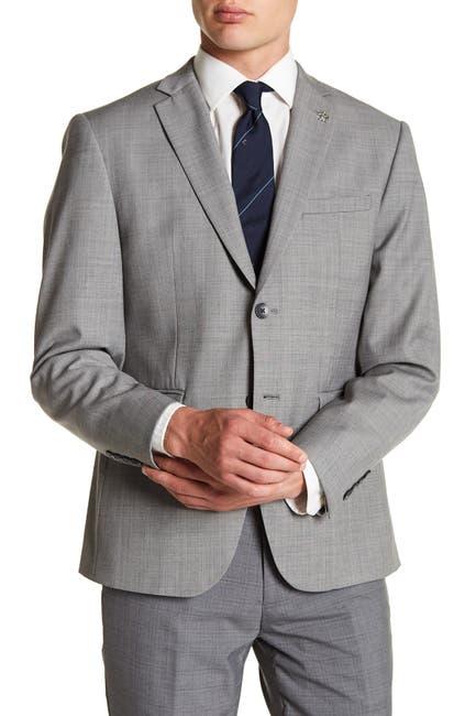 Image of Original Penguin Notch Collar Front Button Suit Separate Blazer