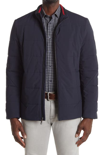 Image of Cardinal of Canada Brogan Quilted Bomber Jacket