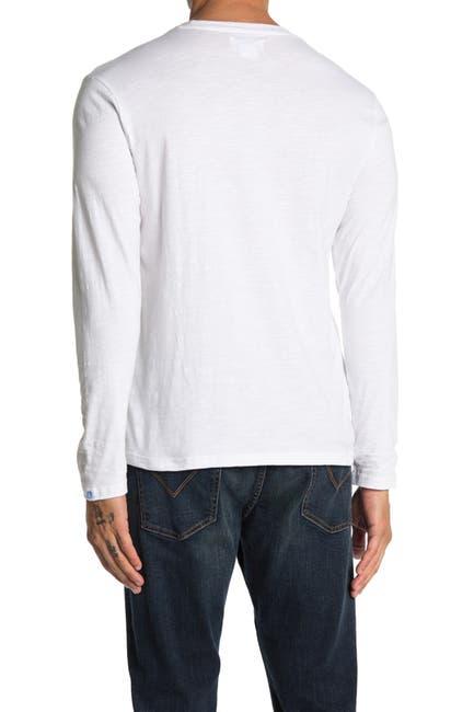 Image of Mr. Swim Sunset Waves Graphic Long Sleeve Shirt