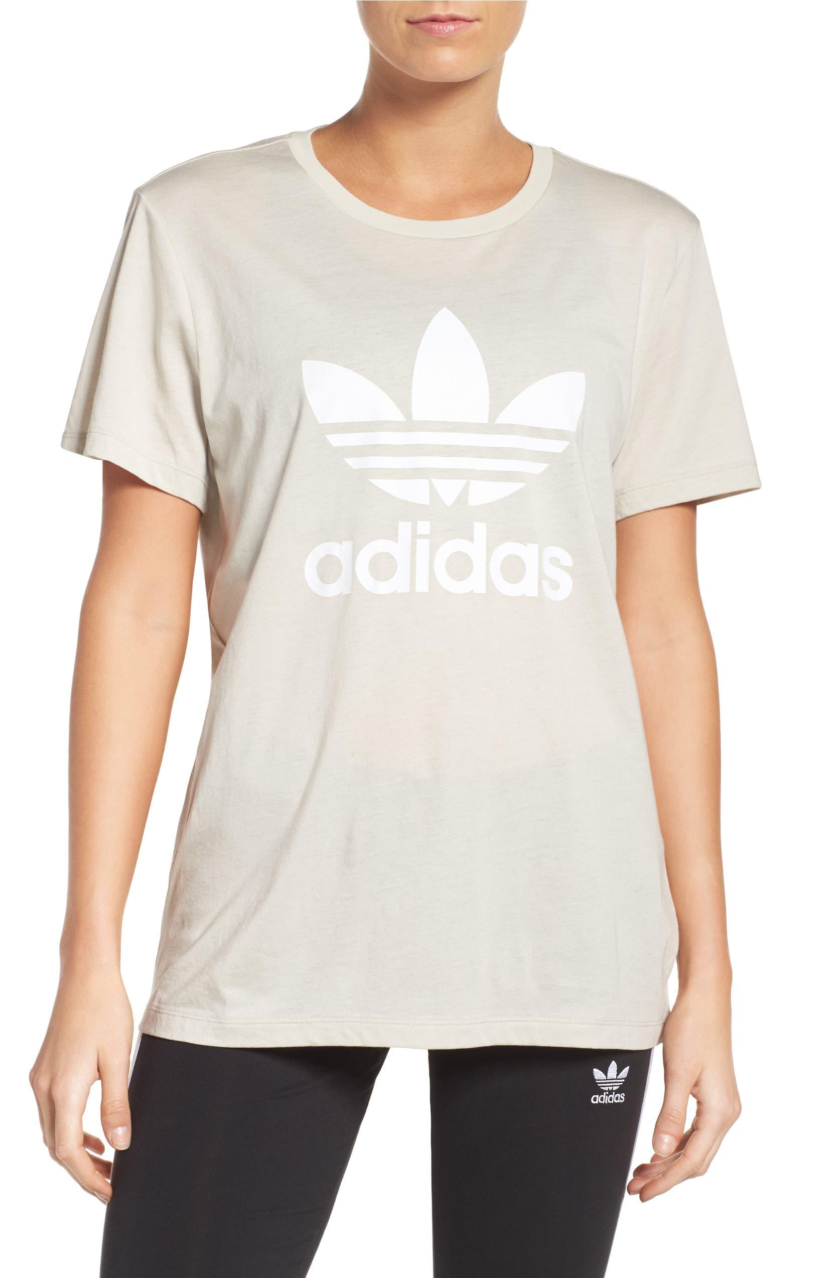 c9d5863c5b7 adidas Originals Boyfriend Tee | Nordstrom