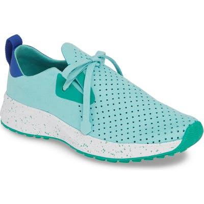 Native Shoes Apollo 2.0 Sneaker, Blue/green