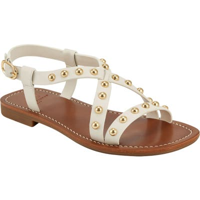 Marc Fisher Ltd Fianna Sandal- White