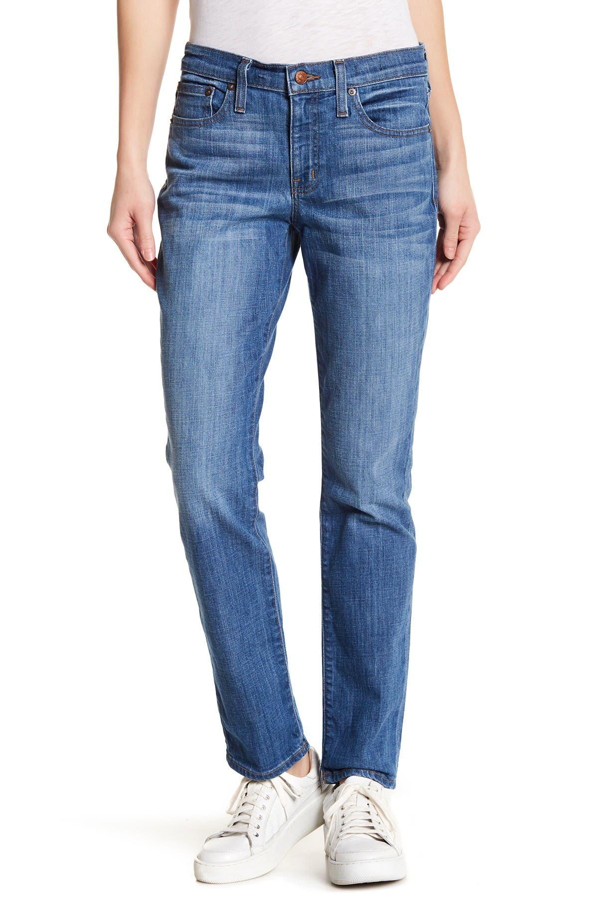 Image of Madewell Slimboy Jeans
