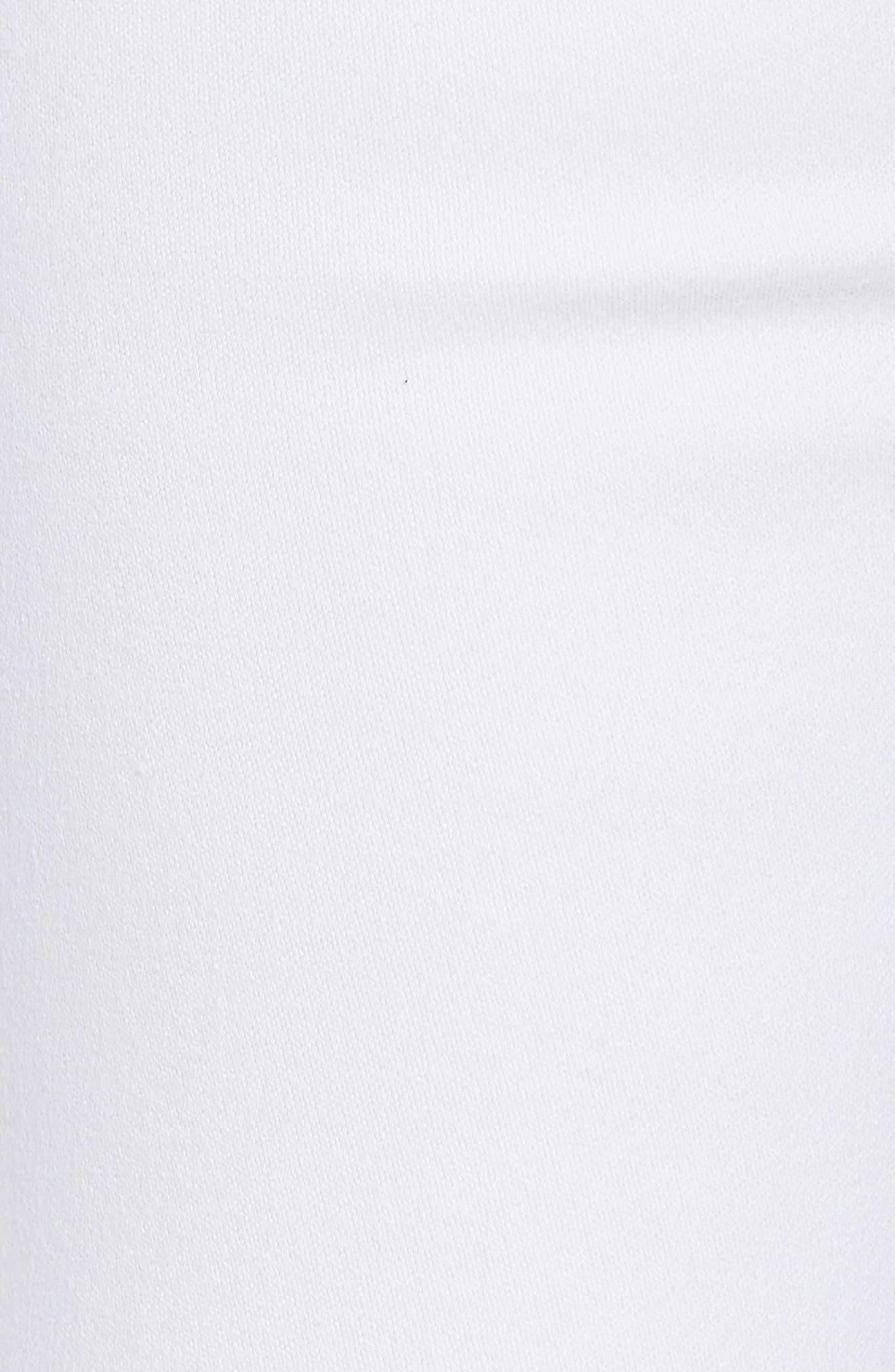 ,                             1822 Butter Skinny Jeans,                             Alternate thumbnail 6, color,                             WHITE