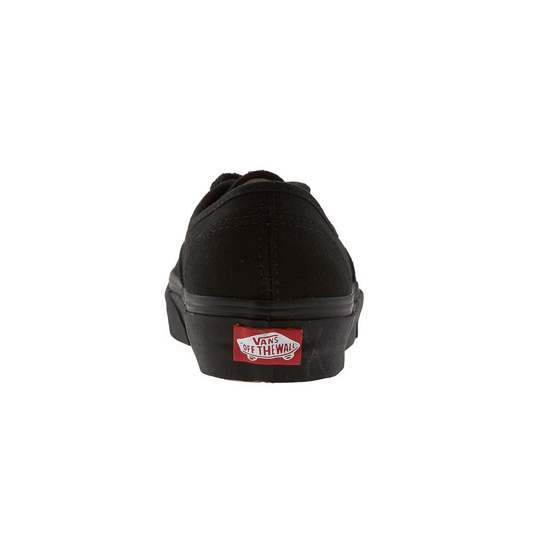 ,                             'Authentic' Sneaker,                             Alternate thumbnail 529, color,                             001
