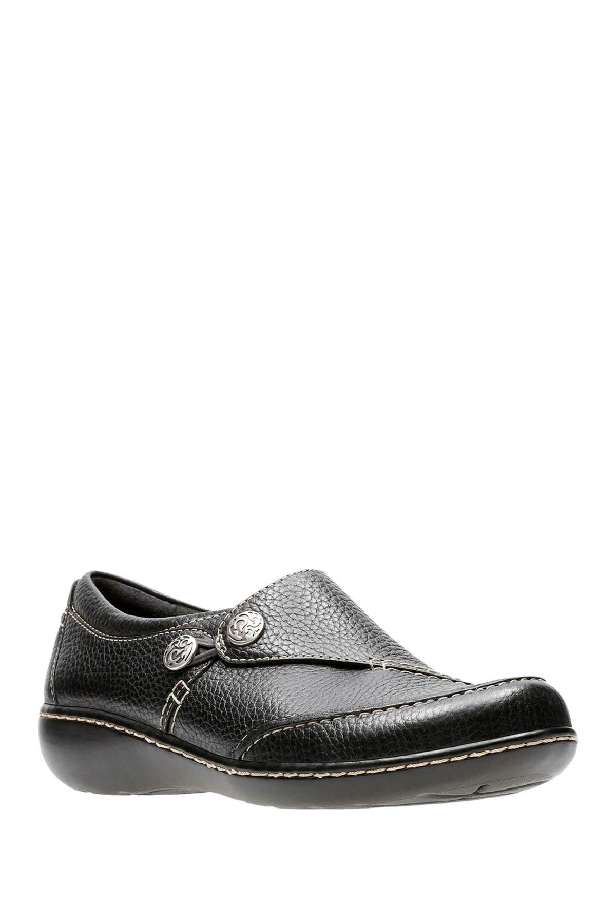 Clarks | Ashland Lane Q Leather Slip-On