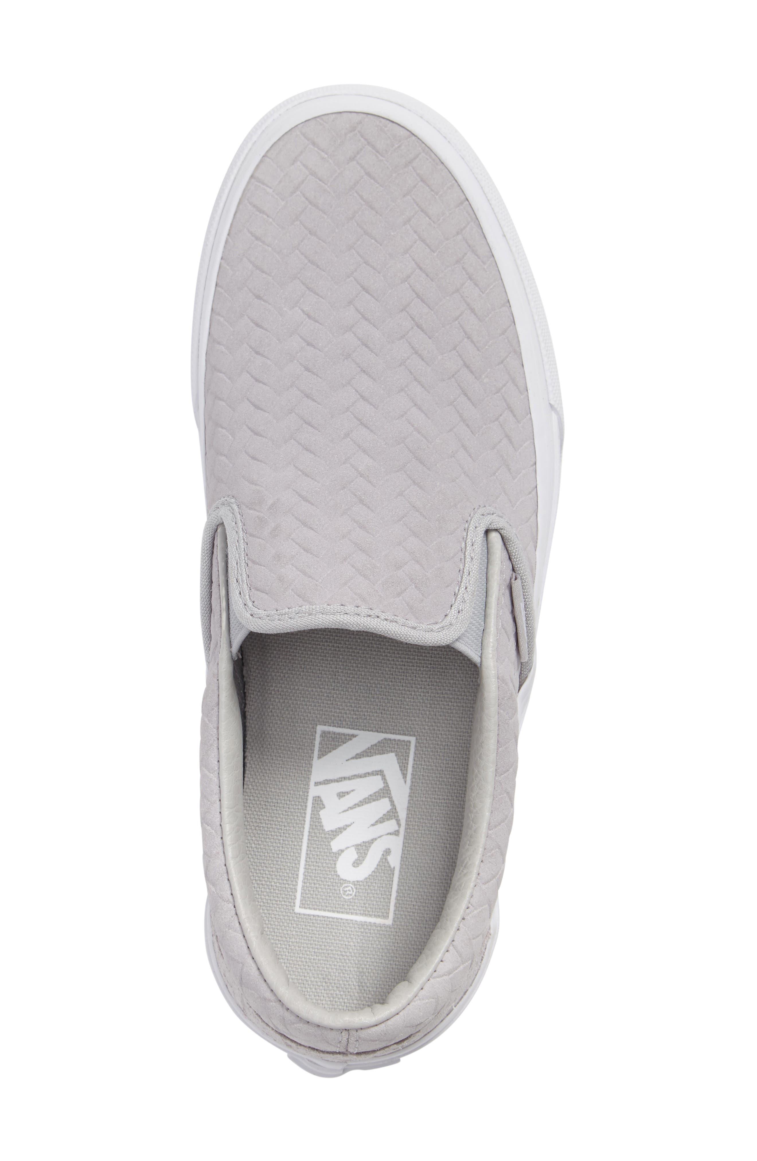 ,                             Classic Slip-On Sneaker,                             Alternate thumbnail 267, color,                             023