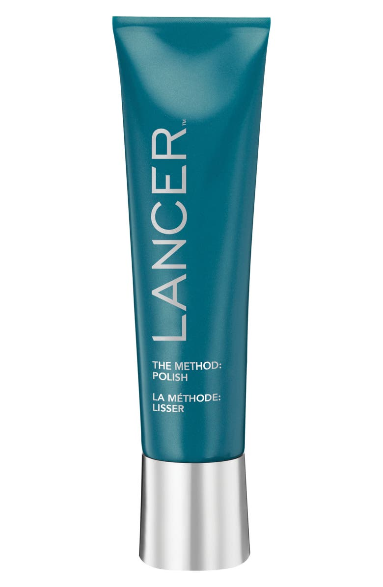 LANCER SKINCARE The Method Polish Exfoliator, Main, color, NO COLOR