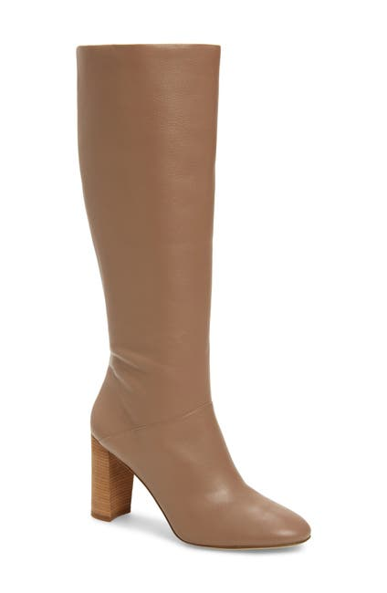 Image of Cole Haan Glenda Leather Knee High Boot