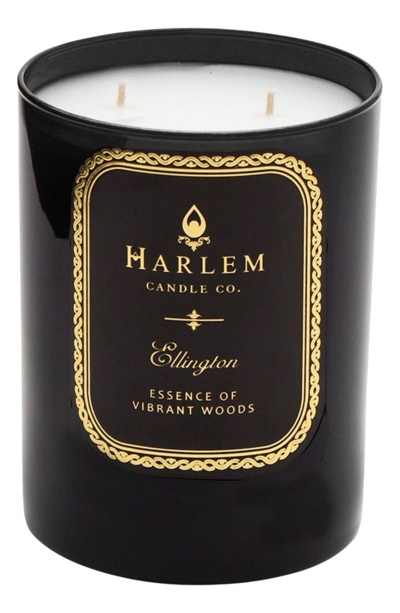 HARLEM CANDLE CO. Harlem Candle Company Renaissance Langston Luxury Candle, Main, color, 001