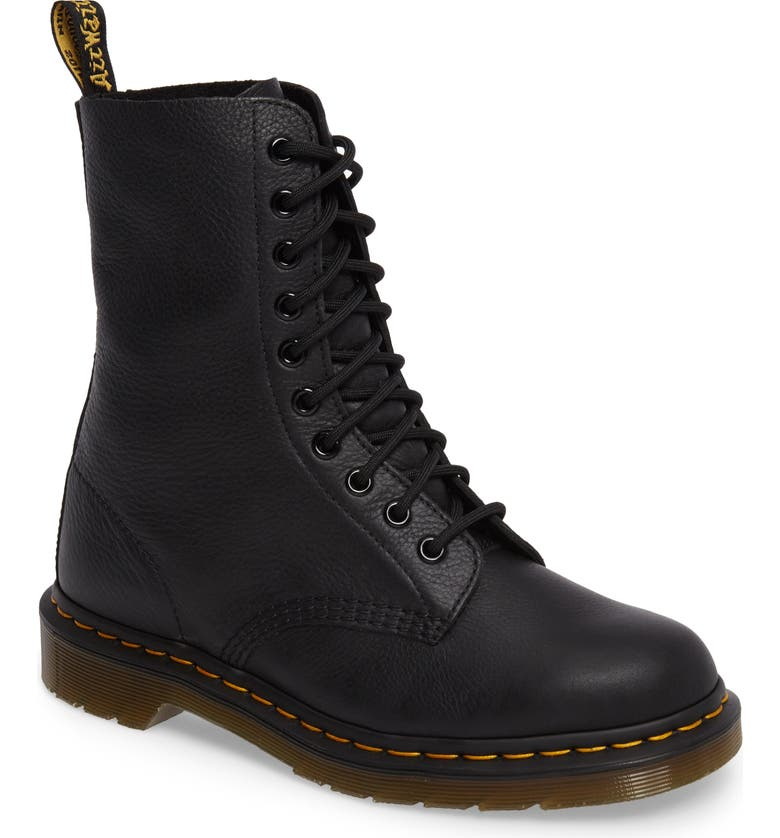 DR. MARTENS 1490 Lace-Up Boot, Main, color, 001