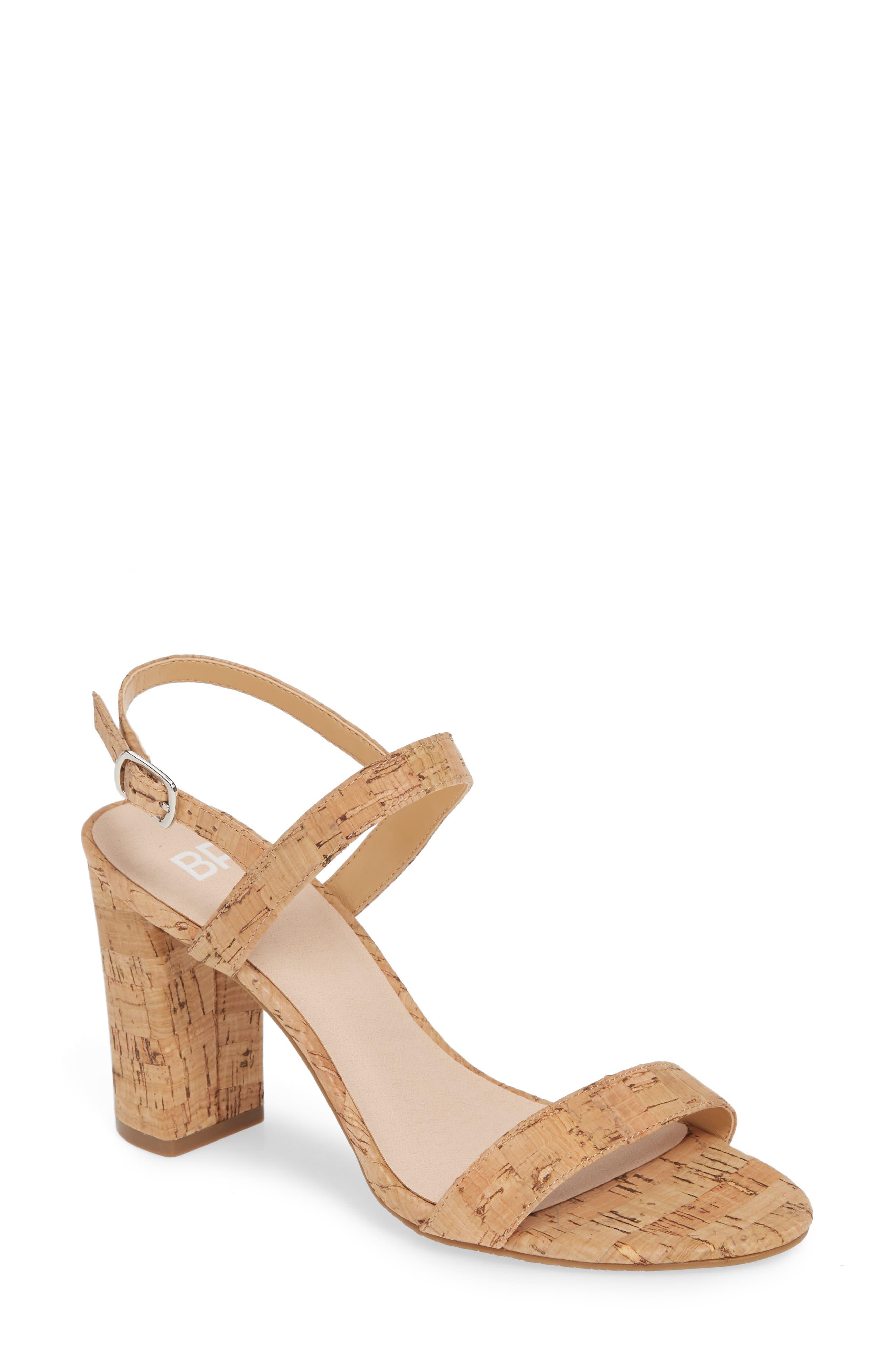 BP. | Lula Block Heel Slingback Sandal
