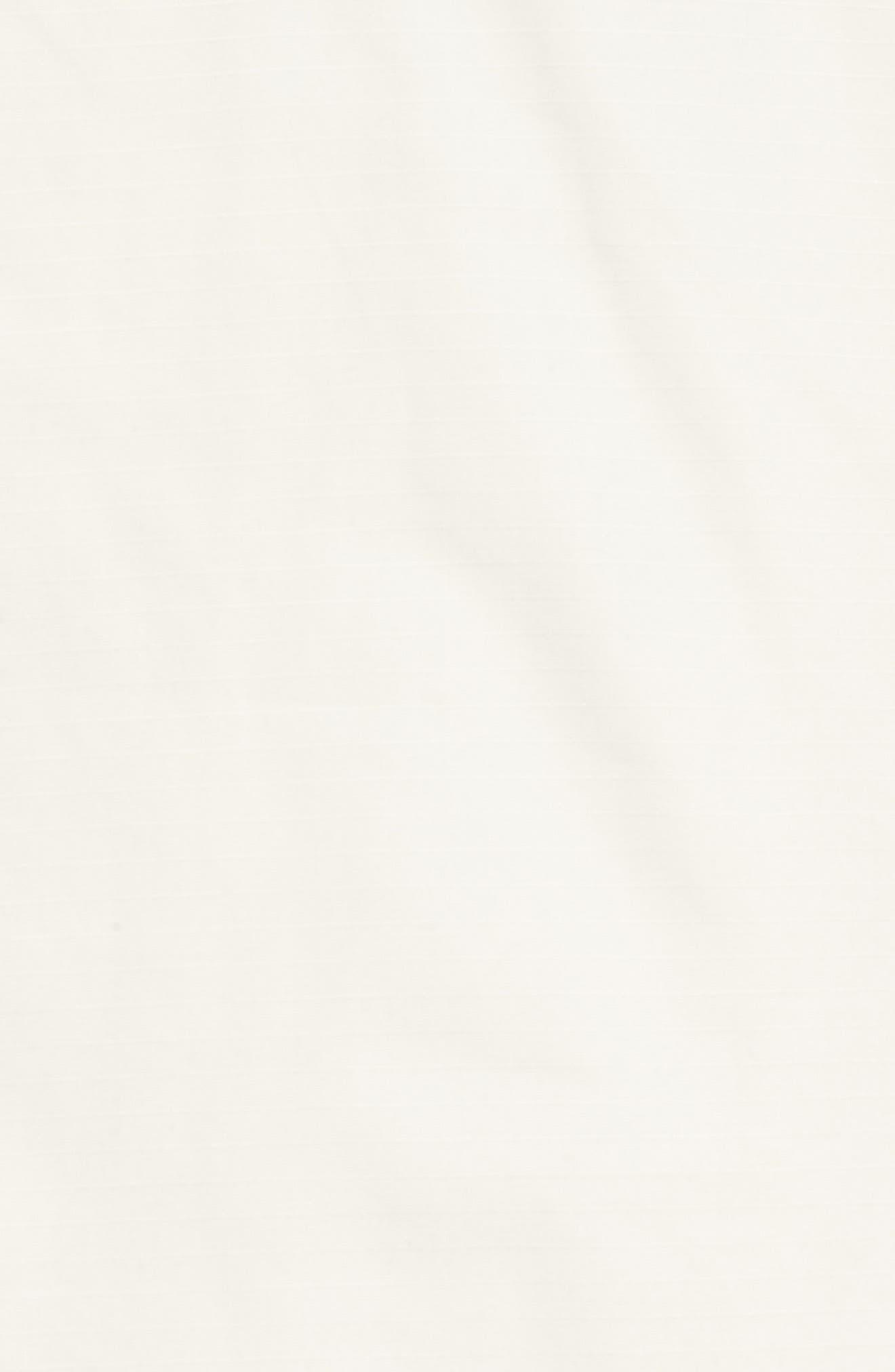,                             Sportswear AF1 Hooded Jacket,                             Alternate thumbnail 6, color,                             LT OREWOOD BRN/ BLACK