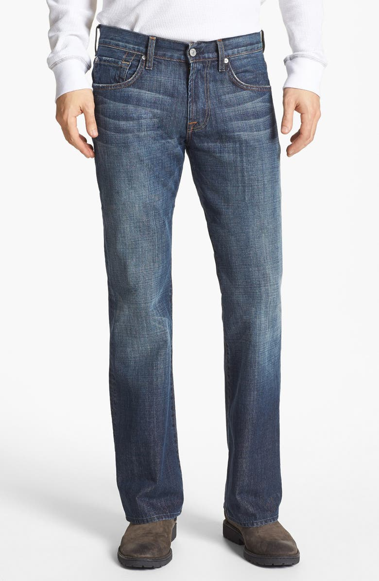 7 FOR ALL MANKIND<SUP>®</SUP> 'Brett' Bootcut Jeans, Main, color, 401