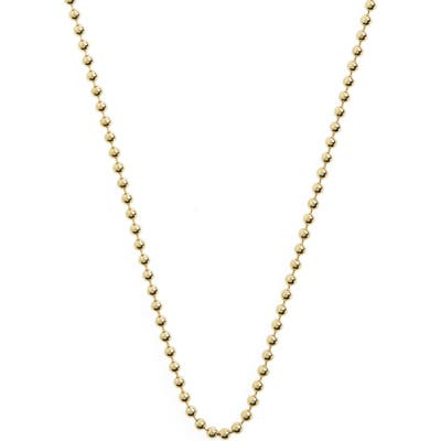 Temple St. Clair 18-Inch Ball Chain Necklace