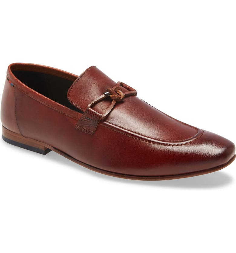 TED BAKER LONDON Reole Bit Loafer, Main, color, TAN