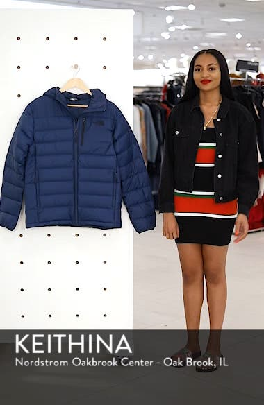 Aconcagua Down Hooded Jacket, sales video thumbnail