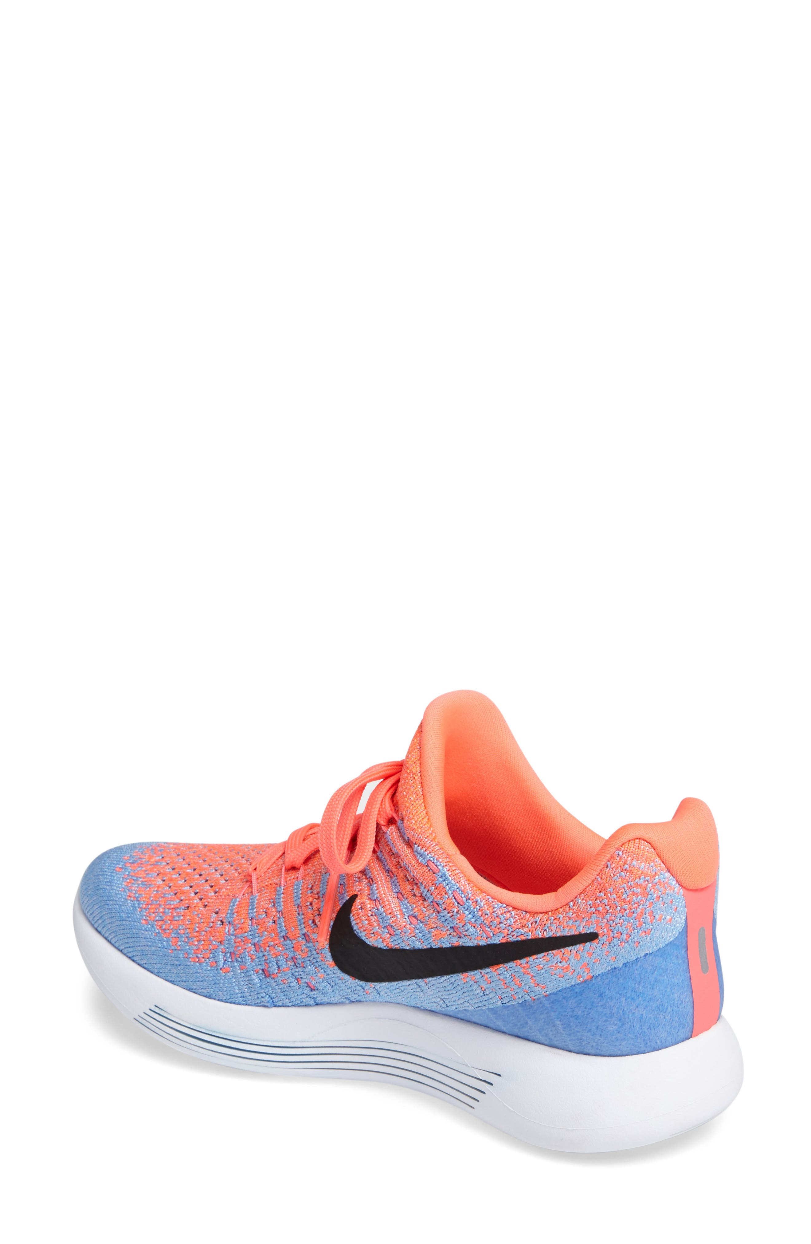 ,                             LunarEpic Low Flyknit 2 Running Shoe,                             Alternate thumbnail 110, color,                             650