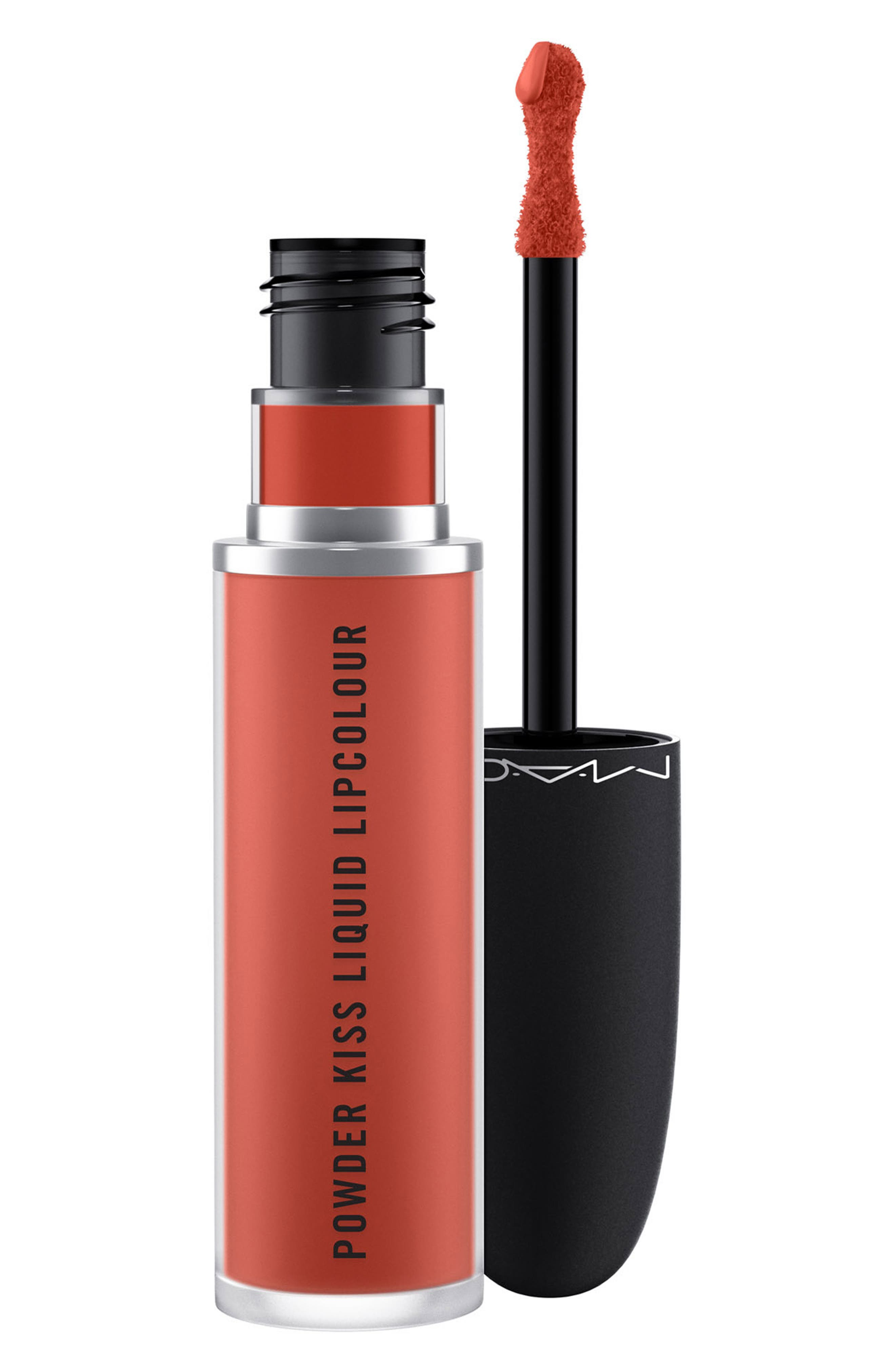 What it is: A long-wearing, smooth liquid lip color that gives you a blurred, high-impact matte look. What it does: Experience a weightless kiss of color delivering 10 hours of moisture. Its whipped, mousse-like texture softly and evenly kisses lips with just the right amount of comfortable color. The special blend of powders and emollient properties provides excellent cushion, flexibility, wear and moisture that will leave lips looking and