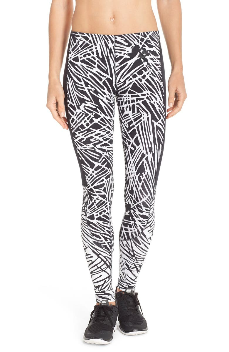 48685ca6f9752 'Leg-A-See AOP' Print Leggings, Main, color, ...