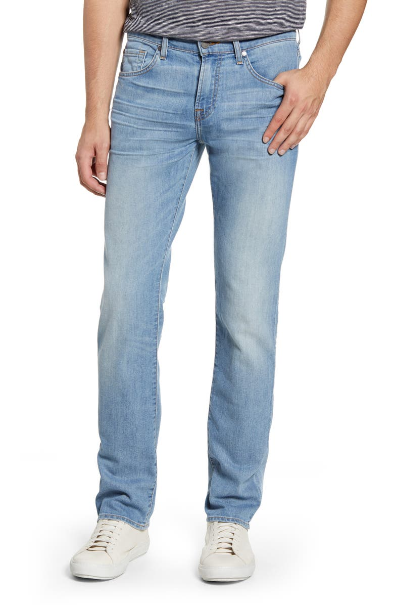7 FOR ALL MANKIND<SUP>®</SUP> Slimmy Slim Fit Jeans, Main, color, 420
