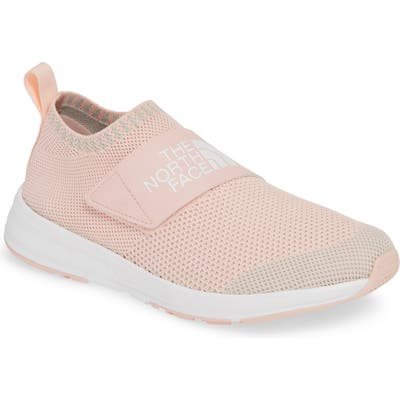 The North Face Cadman Moc Knit Slip-On Sneaker, Pink