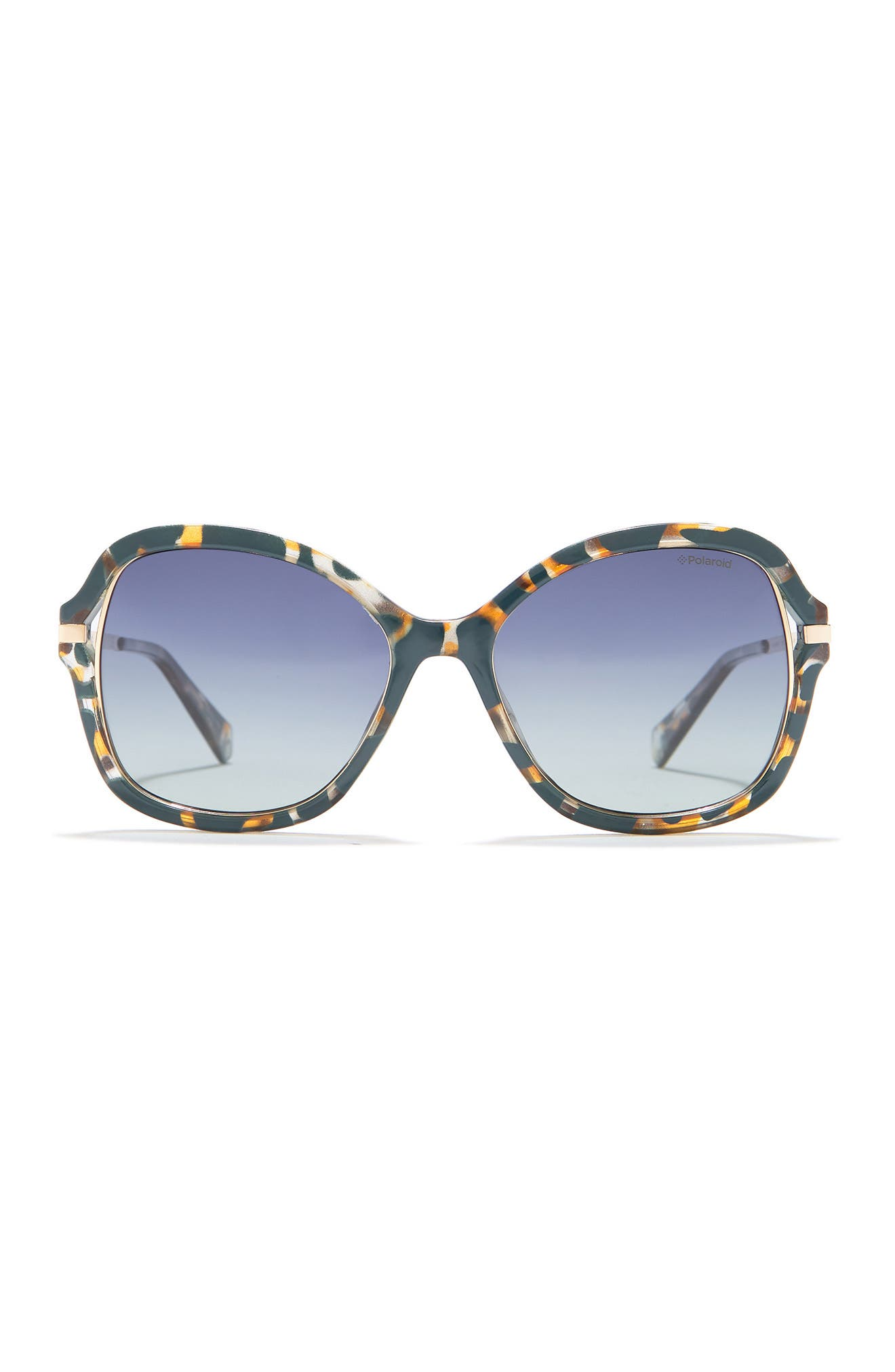Image of Polaroid 55mm Oversized Sunglasses