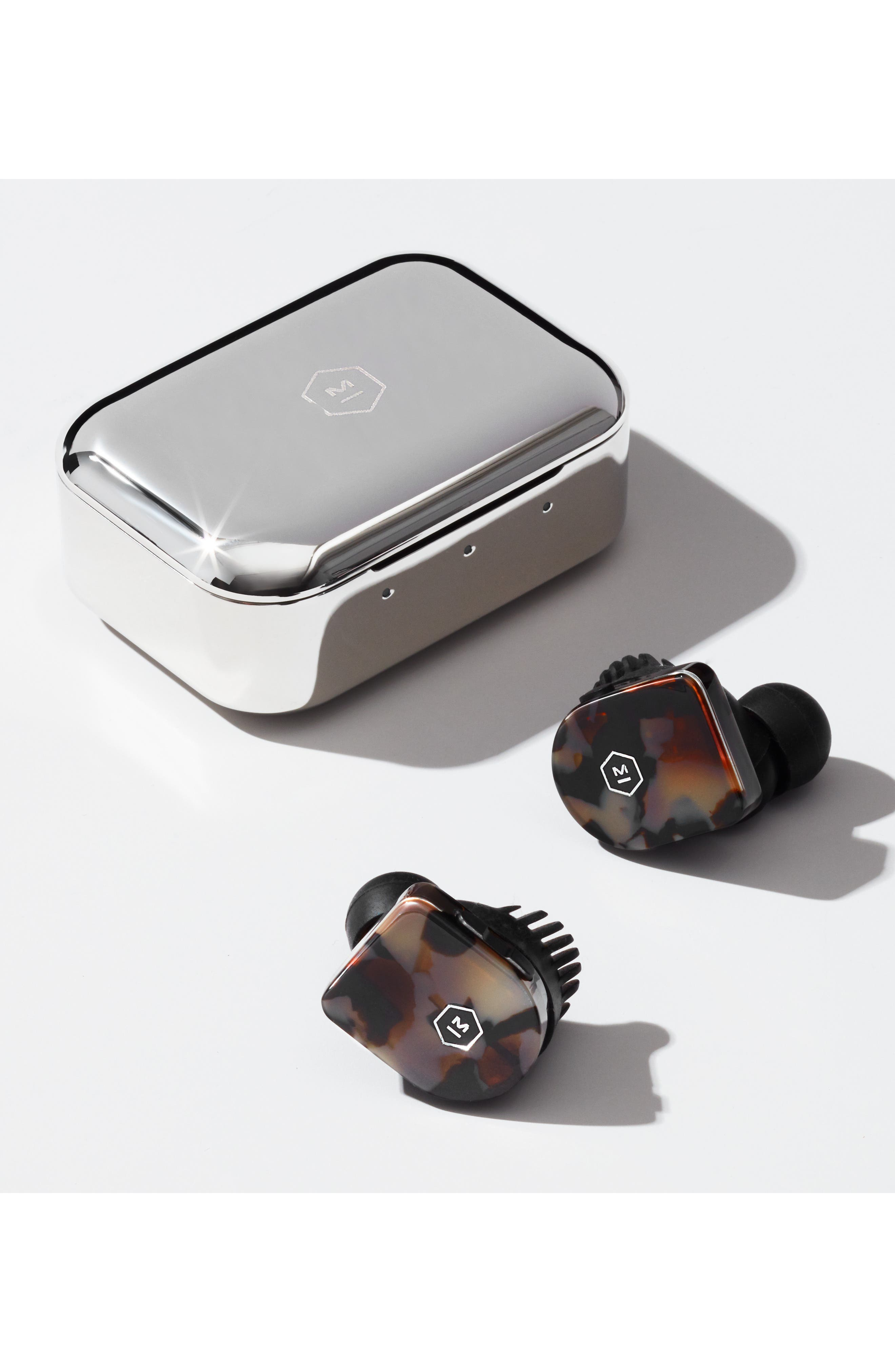 ,                             MW07 True Wireless Headphones,                             Alternate thumbnail 9, color,                             PIANO BLACK