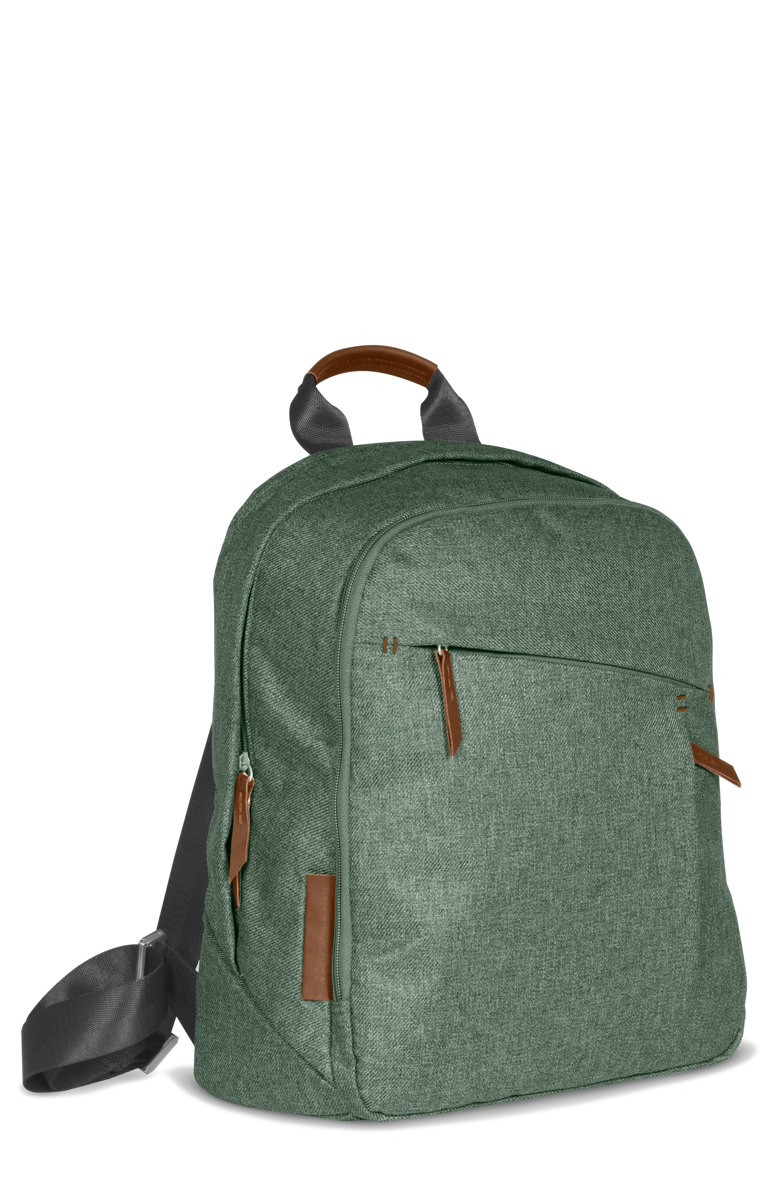 Infant Uppababy Diaper Changing Backpack  Green