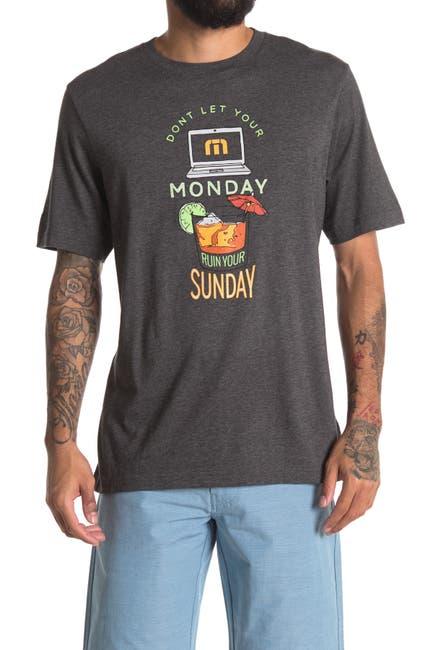 Image of TRAVIS MATHEW Six Oars T-Shirt
